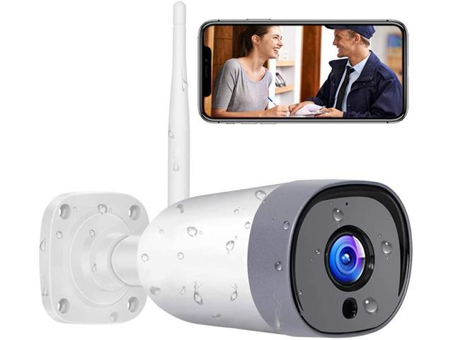 Mibao Outdoor Security Camera Compatible with iOS/Android #P450