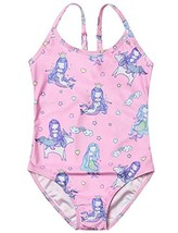 Jxstar One Piece Swimsuits for Girls Pink Mermaid Bathing Suits Teen Swi... - $15.73