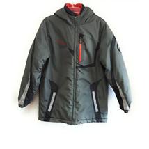 Weatherproof Men's Jacket, Grey/Red, XXL(18/20) - $44.55