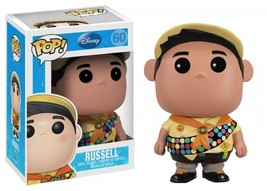 Funko POP Disney Series 5 Russell Vinyl Figure NEW - $148.67