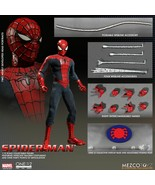 ONE:12 Collective Spiderman Marvel Comics Avengers Movie Action Figure W... - $89.99