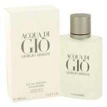 Acqua Di Gio Eau De Toilette Spray By Giorgio Armani - $73.00
