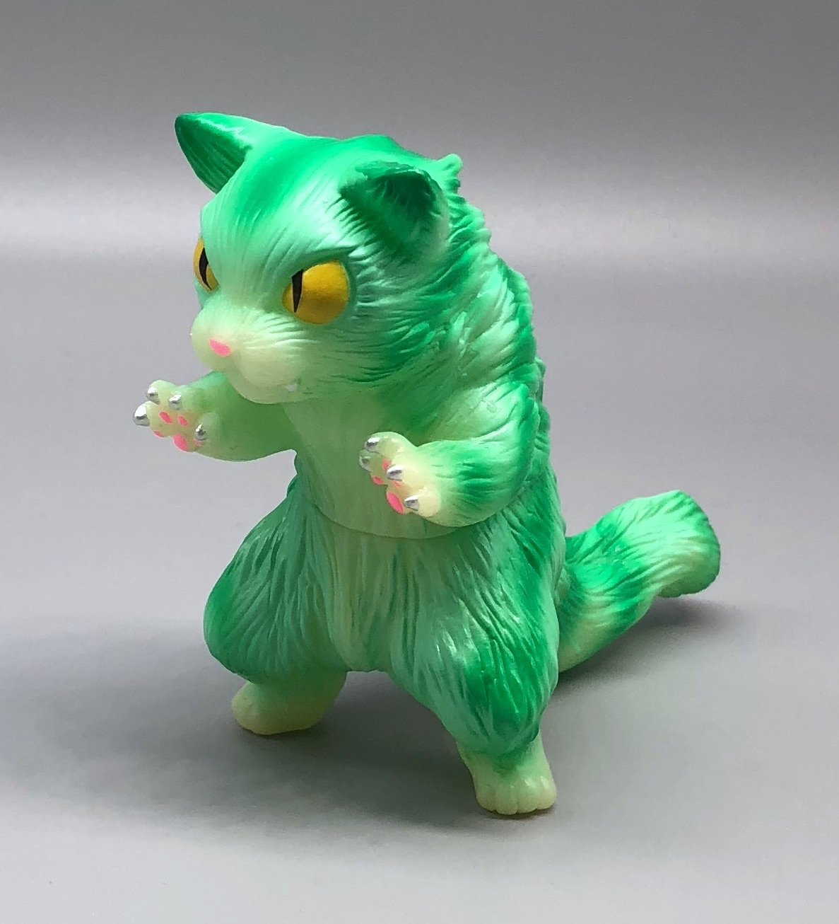 Max Toy Large GID (Glow in Dark) Green Nekoron