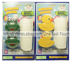 EVRIHOLDER* 3pc Set BATH-TIME BUDDIEZ Toy Organizer+Suction Cups *YOU CH... - $3.60