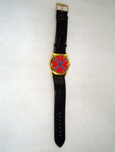 NEW REBEL (CONFEDERATE) FLAG WRIST WATCH THE REBEL FLAG ON THE FACE #2 - $11.95