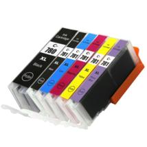 Compatible Ink Cartridge PGI780 CLI781 PGI-780XL CLI-781XL for PIXMA - $69.17