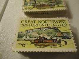 """Fort Snelling, Minnesota 150th Anniv. """"1970"""" scott # 1409 CV $25.00 - 10... - $4.99"""