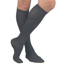 Activa 20-30 mmHg Men's Firm Support Dress Socks, Black, Large - $20.99