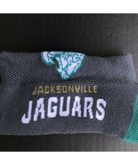 NFL Jacksonville Jaguars Mesh Crew Socks -Large Men's Shoe Sizes 10-13 *... - $14.99
