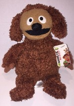 Disney Stores Muppets Most Wanted Rowlf Soft Plush Toy OOP Rare FREE SHIP - $118.75