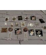 Lot Of (19) 1996 atlanta olympic pins Dream team & More bd - $31.79