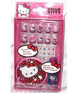 Sanrio Hello Kitty  Artificial Nails,Fingernail Polish,Nail Decals,Nail ... - $12.86