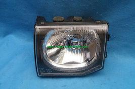 92-96 Mitsubishi Montero JDM Glass Headlights Head Light Lights Set 97 UPGRADE image 8