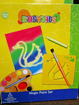 BUSYKIDS Magic Paint SET Craft Kit - KIDS Teens Tweens - Quality Artrain... - $4.34