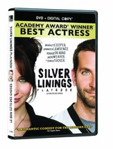 Silver Linings Playbook  [DVD + UltraViolet Copy] (Bilingual) - $13.17