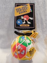 M&M's World Las Vegas Bungee Bag Ball Toy MIP - $11.95