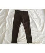 Maison Jules Women's Carbon Grey Leggings Size Small - $15.88