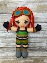 WWE Wrestling Superstar Becky Lynch Talkin Plush Mattel  - $9.49