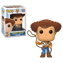 Funko Pop Disney Pixar Toy Story 4 Sceriffo Woody Vinile Giocattolo #522 - $15.81