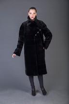 Luxury gift/Beaver fur Coat/Hooded/Fur jacket full skin / Wedding,or anniversary - $1,250.00