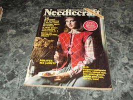 Good Housekeeping Needlecraft magazine Fall Winter 1978-1979 - $2.99