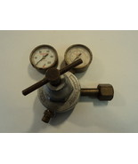 Marquette Air Pressure Regulator Valve 2 Gauges GW 6-3-10 19770-1 19772-1 - $41.52