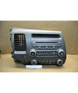 06-08 Honda Civic AM FM CD Player Stereo 39101SNAA510M1 Radio 605-12A8 - $102.99