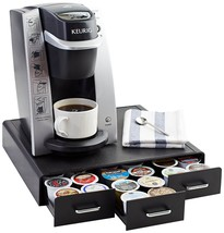 Hot New Coffee Pod Storage Drawer for K-Cup Pod... - $19.87