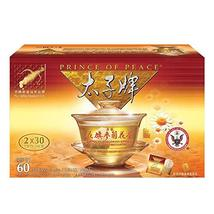 Prince of PeaceAmerican Ginseng Tea with Chrysanthemum- Twin Pack (2 boxes X 30  - $41.57