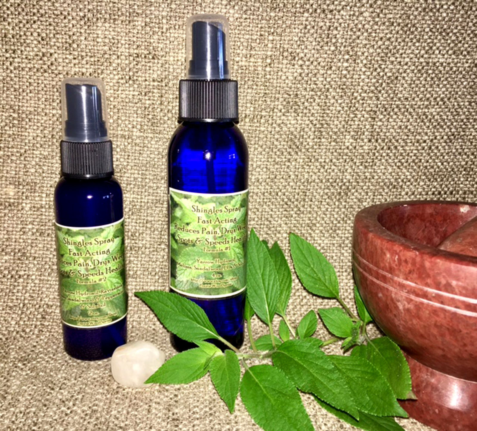 Primary image for Rosacea Facial Toner Formula 4oz Cleanse Moisturize Balance pH Soothe Heal Oily