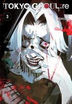 Tokyo Ghoul: re, Vol. 3 Used English Manga - $12.74