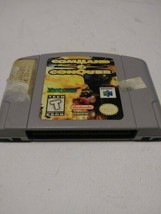 Command & And Conquer (Nintendo 64, 1999) N64 Game Cartridge Tested Authentic - $20.00