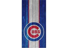 Cornhole Wrap Chicago Cubs - Stripe - $30.00