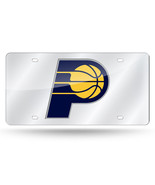 NBA Indiana Pacers Laser License Plate Tag - Silver - $29.39