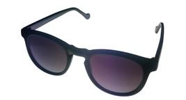 Perry Ellis Mens Sunglass Black Plastic Square, Smoke Gradient Lens PE81 2 - $17.99