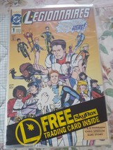 Legionnaires #1 (DC,1993) Sealed Poly-bagged Direct Edition - $1.50