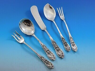 Primary image for Richelieu by International Sterling Silver Essential Serving Set Small 5-piece