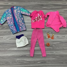 Vintage 1980s Barbie and the ROCKERS Doll Clothing Lot + Accessories - $19.99