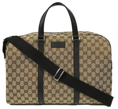 GUCCI 449167 GG Guccissima Canvas Large Duffle Bag - $1,094.40