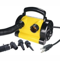 120V Air Pump for pool/swimming float/water sports items - $99.00