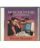 Music for your PC ~ Steven Halpern ~ 1995 ~ Open Channel Sound - $10.29