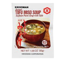 Kikkoman Soup Mix Tofu Miso - 1.05 Oz - $9.10+