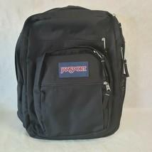 JanSport Big Student Black Backpack NEW. #JSOODN7 - $24.74