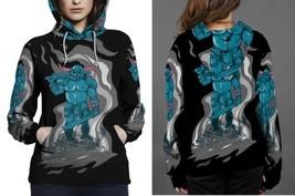 Pekka hoodie fullprint women thumb200
