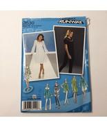 Simplicity 3530 Size 14-22 Misses Miss Petite Dress Tunic - $11.64