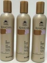 Keracare Oil Moisturizer with Jojoba Oil 8 oz (Pack of 3) - $28.99