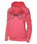 Under Armour Women's Cold Gear Graphic Hoodie 1318396 843 Small - $53.51