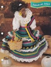 Jamaican Jewel, Annie's Crochet Fashion Doll Clothes Pattern Leaflet FCC... - $1.95
