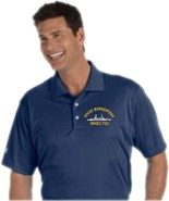 USCGC Morgenthau WHEC-722  Direct Embroidered Adidas Golf Shirt..New - $36.95