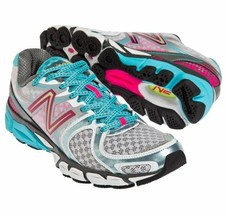New Balance Women's GRAY/BLUE Running Shoes Sz 5.5 NARROW(2A), W1260WB3 - $89.99